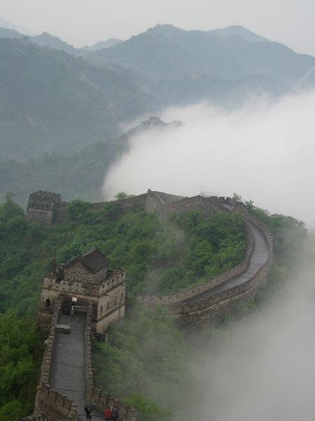 Chine-Grande-muraille